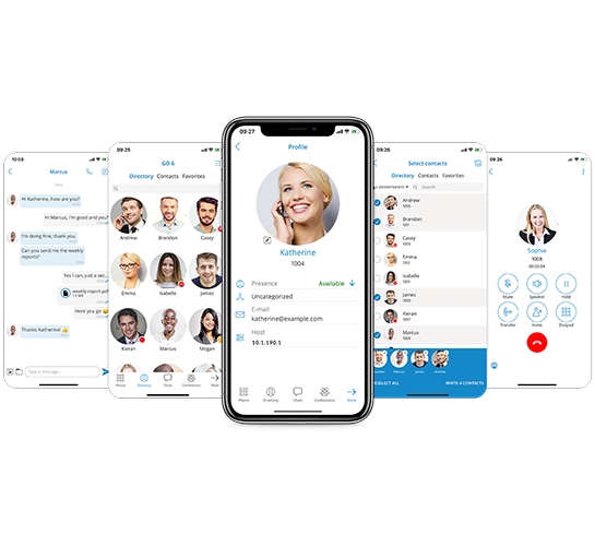 Unified Communications On Desktop & Mobile